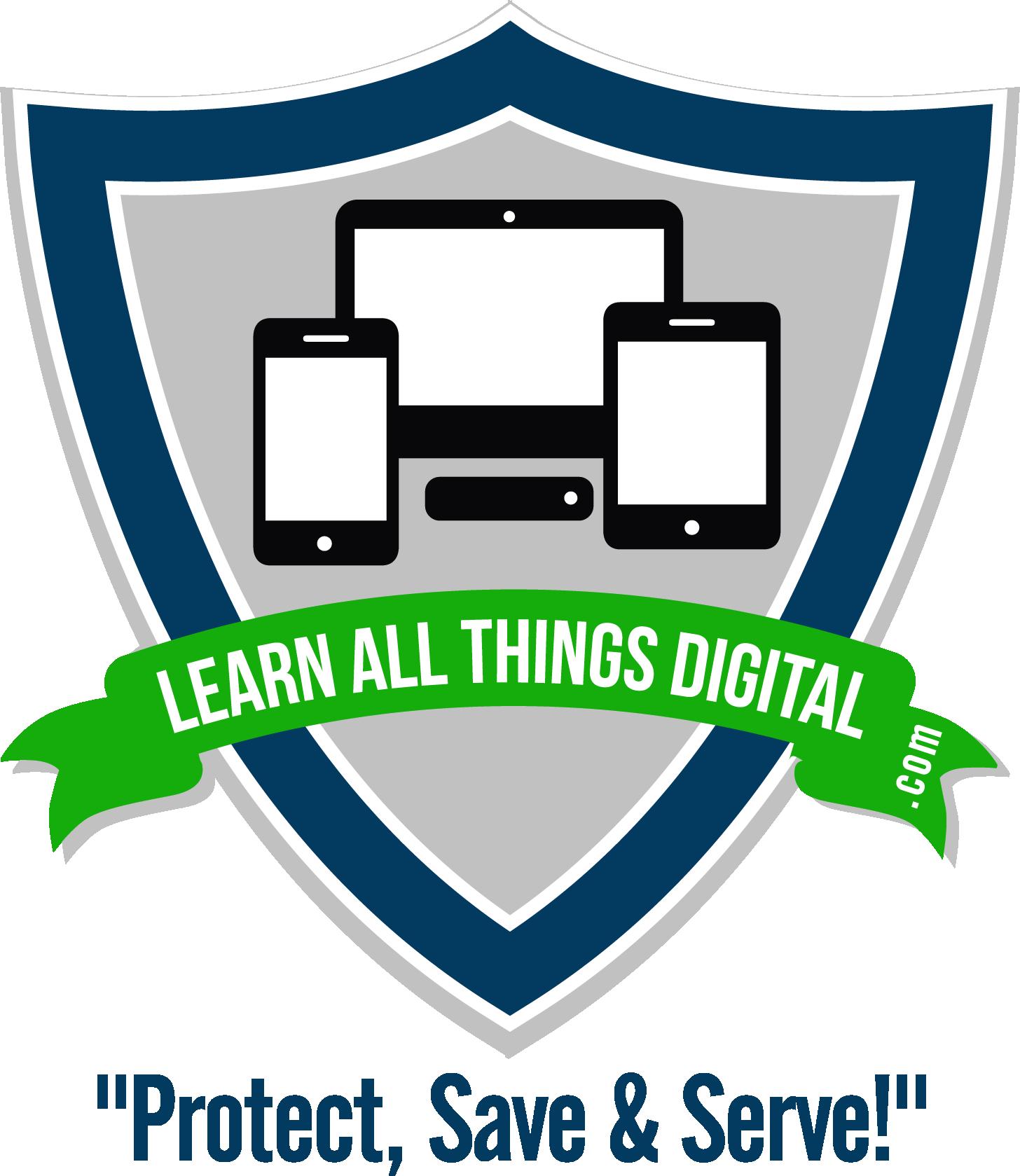 Learn All Things Digital